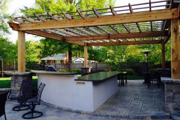 Pergolas, Decks & Fences